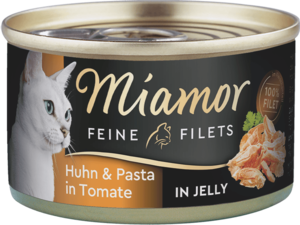 Miamor Feine Filets in Jelly Huhn & Pasta  100g