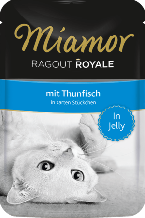 Miamor Ragout Royale in Jelly Thunfisch 100g