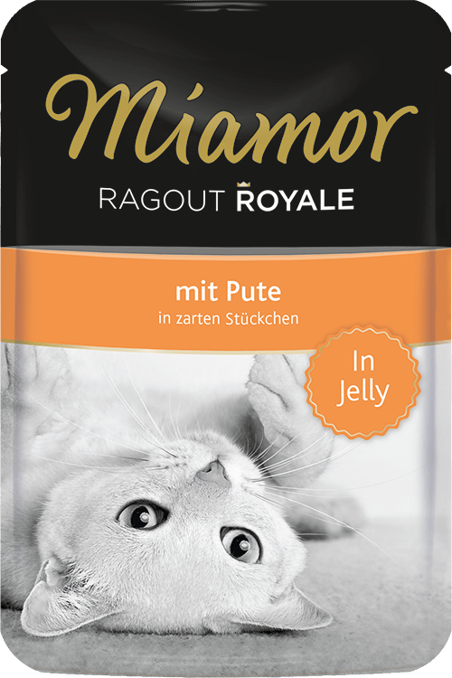 Miamor Ragout Royale in Jelly Pute 100g