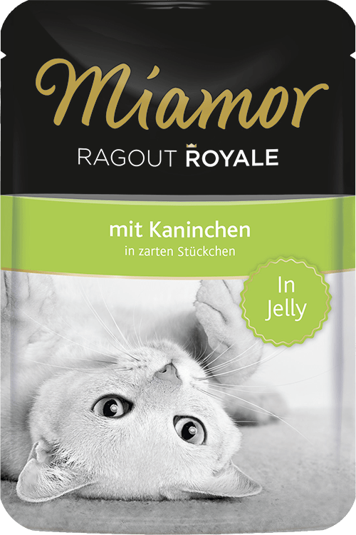 Miamor Ragout Royale in Jelly Kaninchen 100g